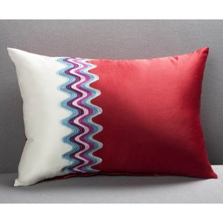 ACG Green Group Sandy Wilson 14 x 20 in. China Decorative Pillow Multicolor