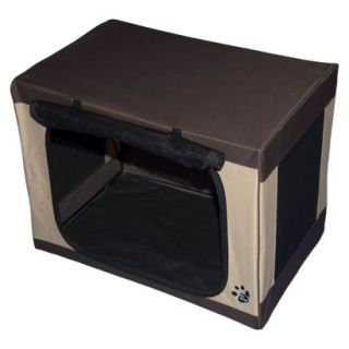 PET GEAR Sahara Travel Lite Soft Crate, 27   27