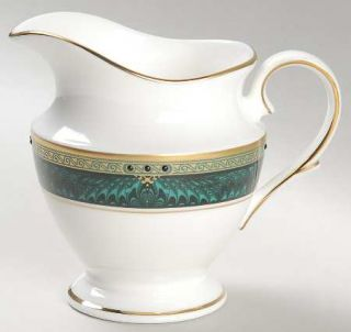 Lenox China Classic Edition Creamer, Fine China Dinnerware   Classics, Gold Band