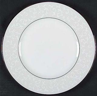 Lenox China Opal Innocence Dinner Plate, Fine China Dinnerware   White Enamel Do