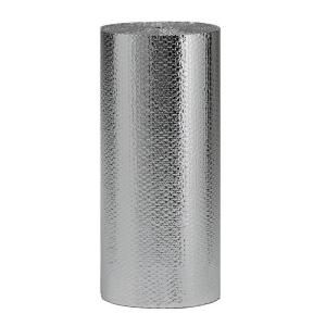 Reflectix HVBP2412502 R4.2/R6/R8 HVAC Indoor Double Reflective Duct Insulation Standard Edge, 24 x 125 Ft