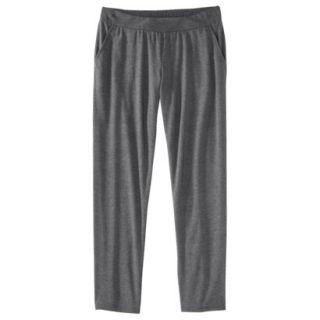 Gilligan & OMalley Womens Fluid Knit Sleep Pant   Bankers Grey XL
