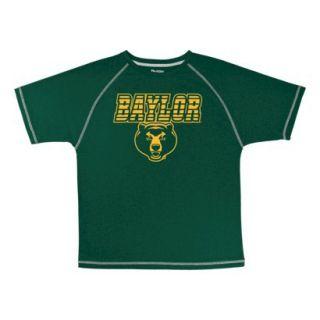 NCAA GREEN BOYS SYN TEE BAYLOR   XL