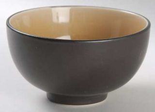 Home Zazen Honey Individual Dip Bowl, Fine China Dinnerware   Crackled Honey In,