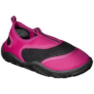 oxide water shoes size 4medium black fuschia