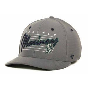 Seattle Mariners 47 Brand MLB Fission Cap