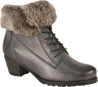 Womens Blondo Raven   Graphite Blanche Neige Boots