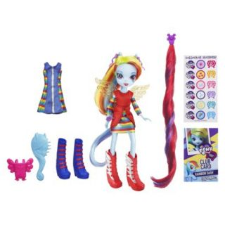 My Little Pony Equestria Girls Rainbow Dash Figure