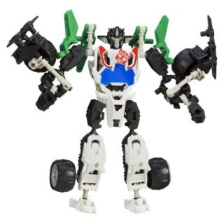 Transformers Construct A Bots Elite Class Wheeljack Buildable Action Figure