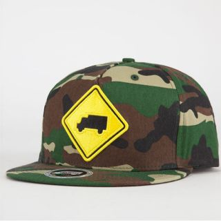 Trukstop Core Mens Snapback Hat Camo One Size For Men 217817946