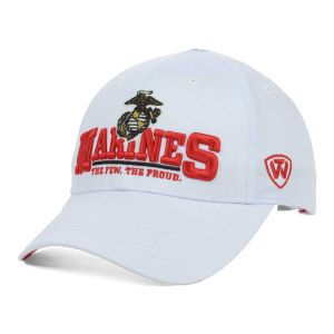 U.S. Marine Corps Bulldogs Top of the World NCAA Fan Favorite Cap