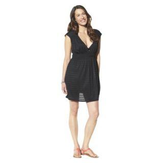 Merona Womens Coverup Dress  Navy S