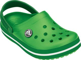 Infants/Toddlers Crocs Crocband   Lime/Kelly Green Vegetarian Shoes