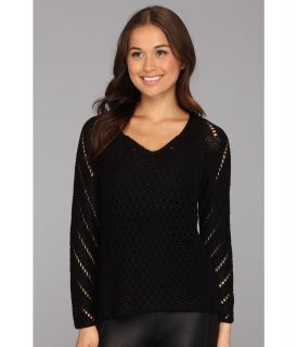 Brigitte Bailey Keren Sweater Womens Sweater (Black)