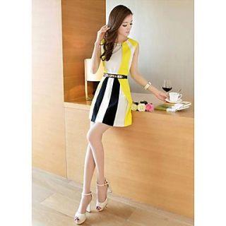 Womens Summer Sleeveless Dress