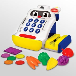 Learning Journey Shop and Learn Cash Register Multicolor   678480