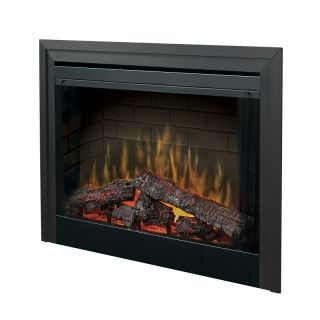 Dimplex 39 in. Built In Electric Fireplace Insert Multicolor   BF39DXP