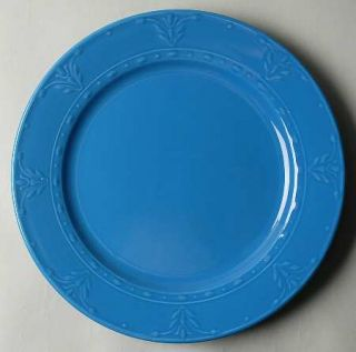 Kennex Group (China) Florence French Blue 12 Chop Plate/Round Platter, Fine Chi