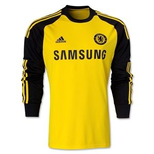 adidas Chelsea 13/14 LS Keeper Jersey
