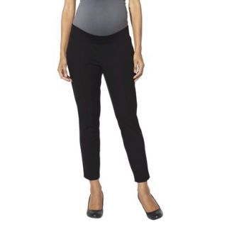 7a1d2c03591db Liz Lange for Target Maternity Under Belly Ankle Pants Black S on ...