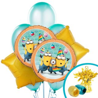 Despicable Me 2 Balloon Bouquet Set