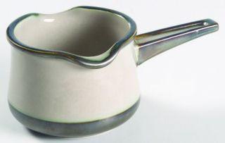 Bing & Grondahl Tema Gravy Boat, Fine China Dinnerware   Stoneware, Bands Of Bro