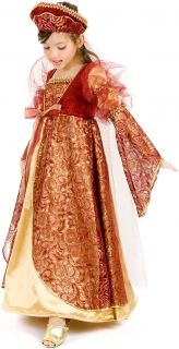 Princess Anne Child Costume