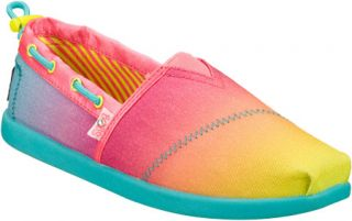 Infant/Toddler Girls Skechers BOBS World Color Crush   Multi Alpargatas