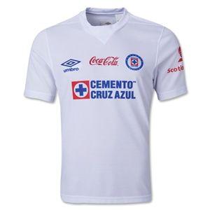 Nike Cruz Azul 13/14 Away Soccer Jersey